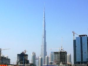 Burj Dubai - Das höchste Gebäude der Welt