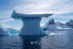 Wie gross ist die Antarktis