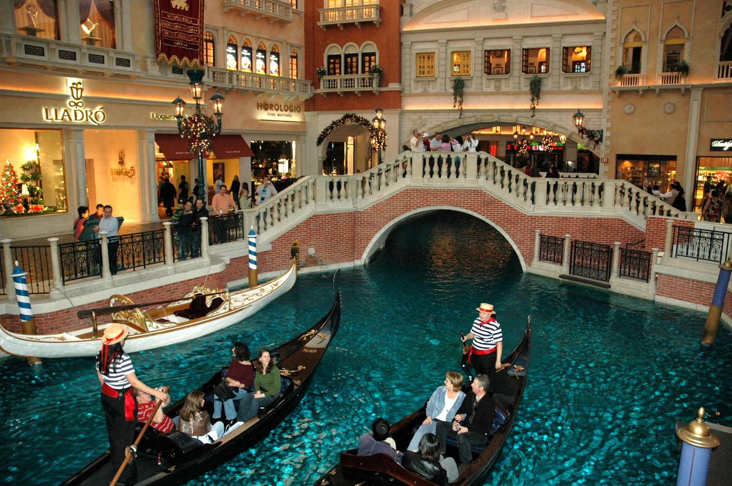 welches ist das größte casino in las vegas