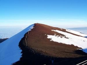Der Mauna Kea auf Hawaii