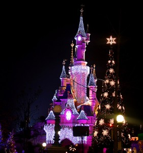 Disneyland Paris Schloss