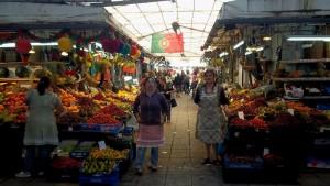 Fruchtmarkt in Portugal
