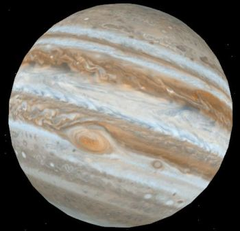 Der Planet Jupiter