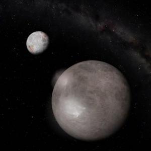 Wie groß ist der Pluto