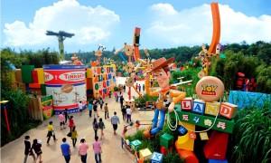 Disneyland Hongkong - Toy Story Land