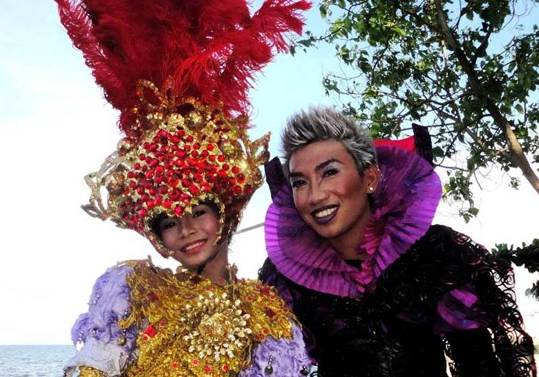 Philippinen - Feste Feiern, Paraden