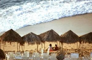 Strand in Acapulco - Mexiko