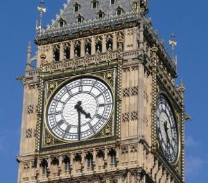 Big Ben Glockenturm in London