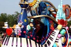 Disneyland in Tokio