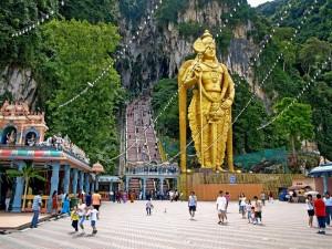 Malaysia Batu Cave Tempel