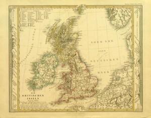 Wie groß ist Großbritannien?