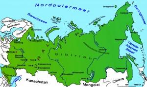 Wie Gross ist Russland