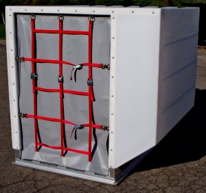 Luftfracht Container - ULD