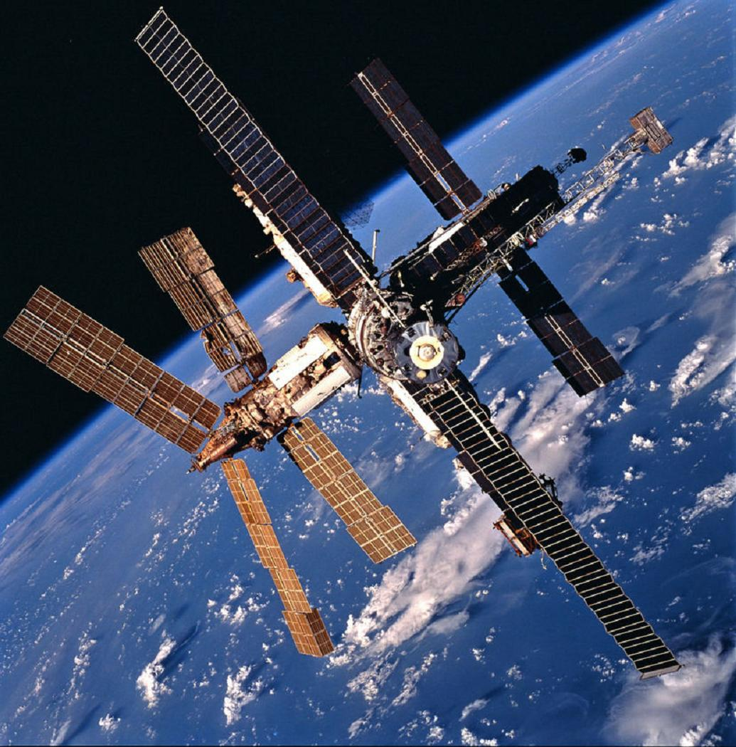 iss space station-#4