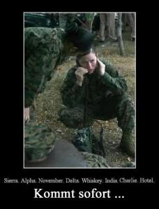 NATO Buchstabiertabelle