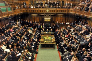 Das Englische Parlament - House Of Commons