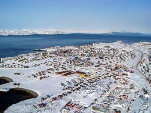 Nuuk - Die Hauptstadt von Grünland