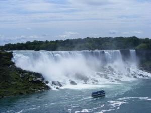 Niagara Fälle bei Ontario