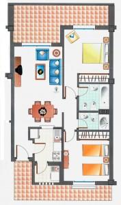 Wohnungsgröße