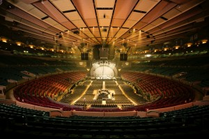 Innenraum Madison Square Garden