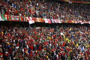 Selten war eine WM so bunt