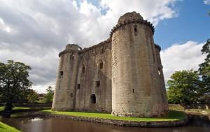 Das Kleinste Schloss der Welt - Nunney Castle