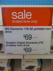 Festplatten im Terabyte Bereich