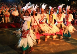 Festival in Paraguay