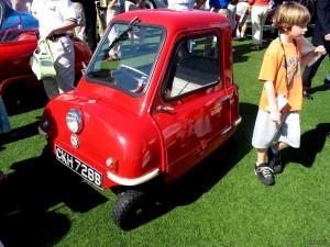 Peel P50 - Das kleinste Auto der Welt