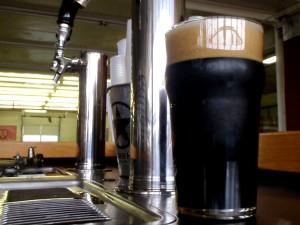 Ein Pint Bier