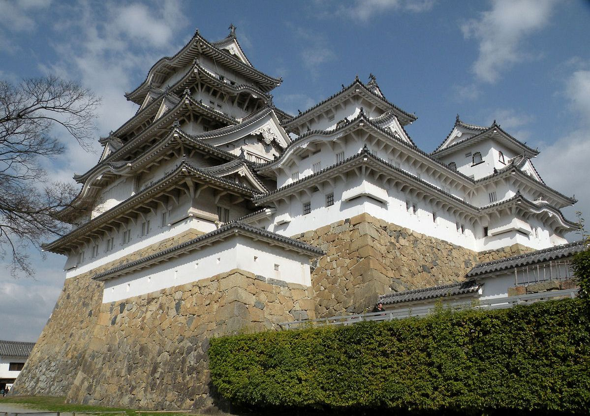 Japanische Festung