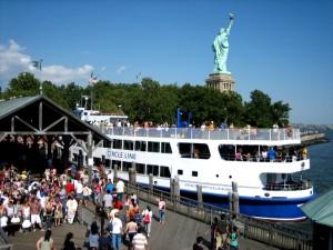 Ausflug zur Statue of Liberty