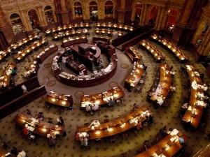Kongressbibliothek in Washington