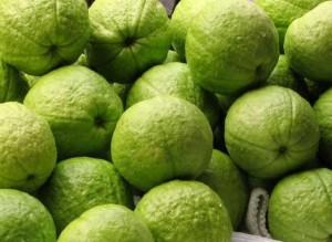 Reife Guaven