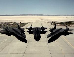 Der  Lockheed SR-71 Blackbird -  Das ehemals schnellste Flugzeug der Welt