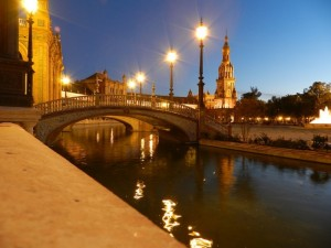 Altstadt in Sevilla