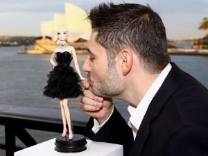Stefano Canturi und Barbie