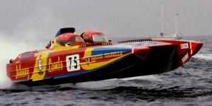 Das schnellste Boot der Welt