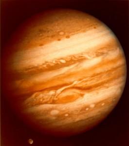 Der größte Planet im Sonnensystem