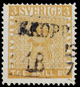 Tre Skilling Banco - Die teuerste Briefmarke der Welt