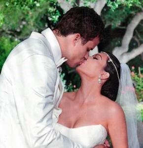 Eine der kürzesten Promi Ehen Kim Kardashian und Kris Humphries